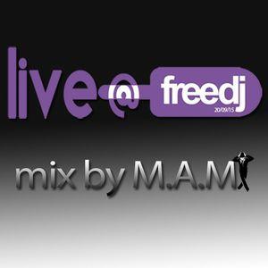 Live @ Freedj - 20/09/2015