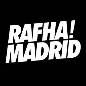 Rafha Madrid - Café Olé - February 2014