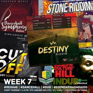 Sound Armada Reggae Dancehall Radio   Week 07 - 2018