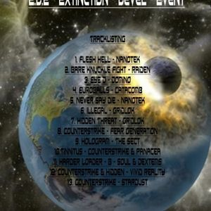 E.L.E - Extinction-Level-Event (mixed by Shinanigans)