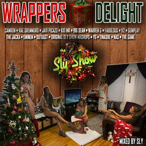 (Wrappers Delight: Mixed By Sly) Camron, DJ Mix, Run DMC, Juvenile (TheSlyShow.com)