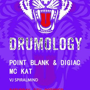 Digiac @ Drumology 5th October 2013