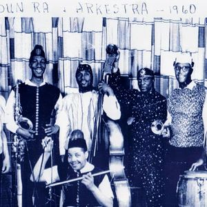 Sun Ra's World - Chicago 1955-61