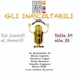 Gli Inascoltabili - puntata 13 febbraio 2017
