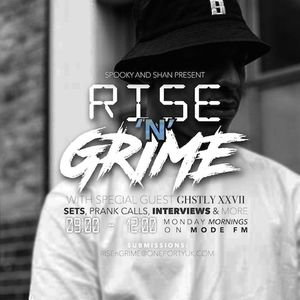 15/08/2016 - Rise'n'Grime w/ Spooky & Shan ft. Ghostly - Mode FM (Podcast)