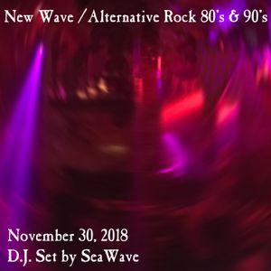 Helen's Keller Club - November 30, 2018 - New Wave / Alternative Rock 80's & 90's party