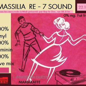 MASSILIA RE - 7 SOUND # 6 0 m.g fat free - exclusive female voices - Mamakaffé interview