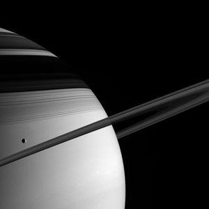 Relativna starost Saturnovih satelita [RG #103]