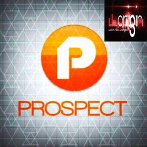 DJ PROSPECT VOICE MC LIVE ON ORIGINUK.NET THE DEEPER DARKER DNB SHOW 24-10-2015