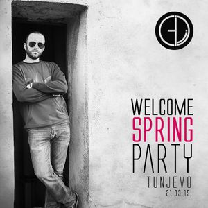 Goran Ivanovic - Welcome Spring Party / Tunjevo 21.03.2015.