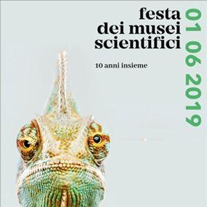 Festa dei Musei Scientifici 2019