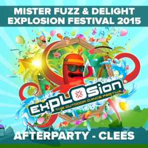 Explosion Festival 2015 Afterparty - DJ Delight