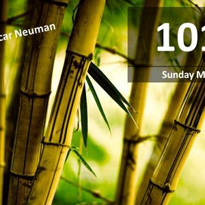 Oscar Neuman - Sunday Mix 101 (09.09.2012)