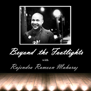 Beyond The Footlights #1605: Terry Cosentino and Dr. Tom Rock