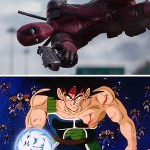 Couch Potato Saga 14 - Deadpool/DBZ: Bardock, Father of Goku