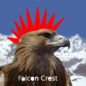 un falcó punk¿? un falcó amb cresta? No ben bé,  Falcon Crest