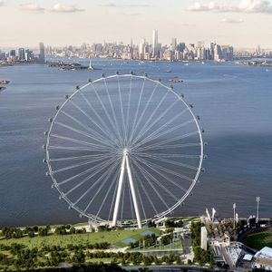 The New York Wheel y nuevos outlets de Staten Island