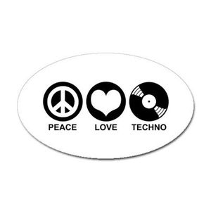 Peace Love And Techno