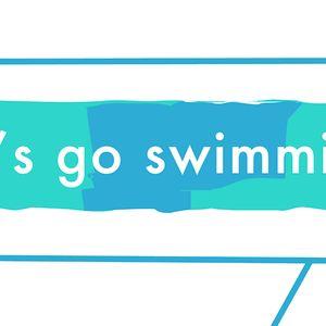 let's go swimming - little taste mix 1