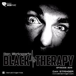 Dan Stringer - Black Therapy! EP029 on Radio WebPhre.com