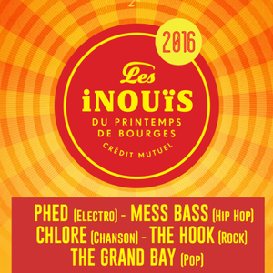 Mess Bass Interview - Inouï Bourges 2016 @Noumatrouff