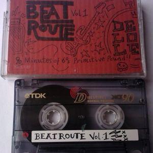 Beat Route Vol. 1 : 90 Minutes of 60's Primitive Pound
