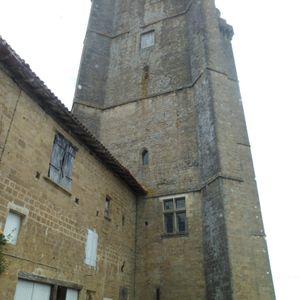 Le Donjon de Bassoues - Escapade culturelle en Gascogne