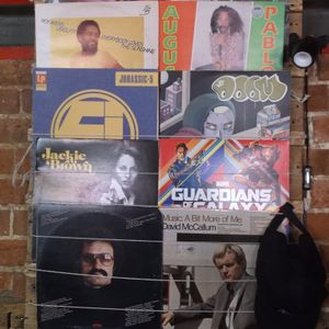 THE TRIP 124 PART 1-SOULISH AROUND SEVEN, AT MILK READING 27/6/15, WITH VINTAGE VINYL