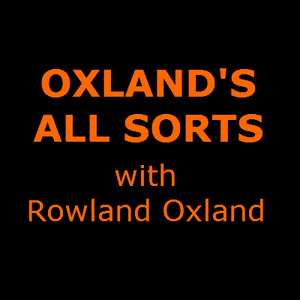 Oxland's All Sorts - April 2016