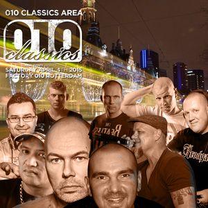 Raak! Events presents 010 Classics - April 4th - Factory 010 Rotterdam - Allessandro Stasi