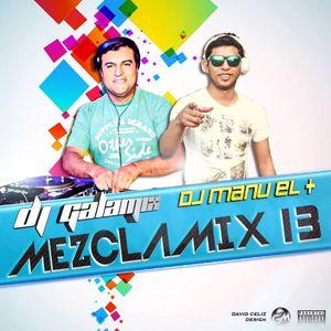 Mezcla Mix 13 - Dj Galamix Ft Dj Manu E +