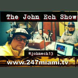 The John Ech Show @johnech13 @rmdest @sportsheadspix 02082016