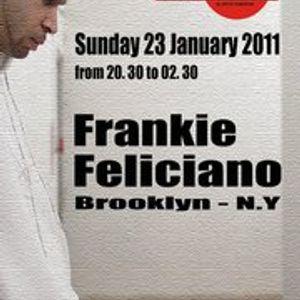 Frankie Feliciano @ Tea Dance Party, Vicenza ITA - 23.01.2011