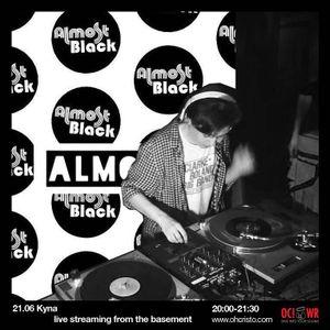 Almost Black radio edit-Kyna 21.06.2017