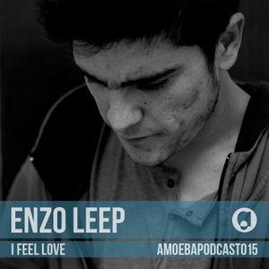 Amoeba Label Podcast 015 :: Enzo Leep