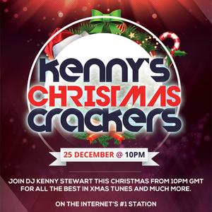 Christmas Crackers With Kenny Stewart -m December 25 2019 http://fantasyradio.stream