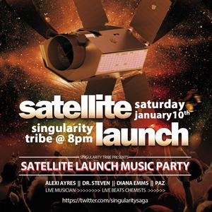 Satellite Launch at Singularity Tribe - Trance Vol. 1