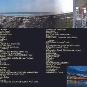 Folly Beach Day Mix - Warm Art 8.22.12 Proton Radio Show Part 1