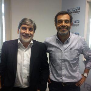 AQUI EL PLANETA con Guillermo Saldmando y Cesar Sanchez programa 16/10/2015