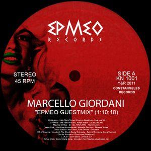 Marcello Giordani - Epmeo Guestmix II