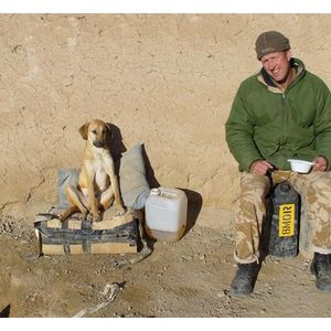 CNN Hero Of The Year Pen Farthing Founder of Nowzad