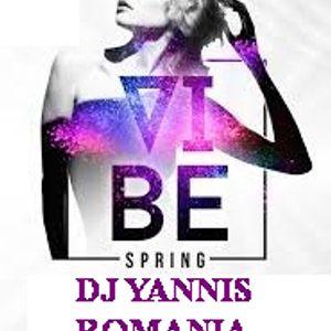 DJ YANNIS.ROMANIA - VIBE SPRING MEGAMIX 2017