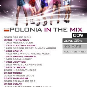 Adrena Line @ Polonia In The Mix 009 On AH.FM (29-06-2011)