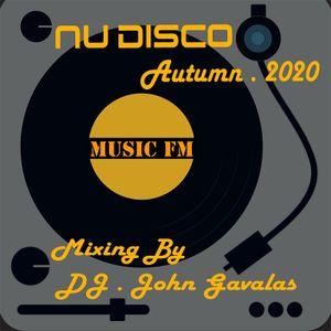 DJ . John Gavalas & CD - NU DISCO . 2020
