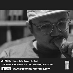 SGCR Radio Show #52 - 12.04.2018 Episode Part 1 ft. Arms (Choice Cuts)