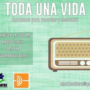 Programa Toda Una Vida. Capitulo N° 51. Emisión Domingo 9 de Julio de 2017. Santiago. Chile.