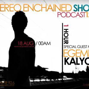 Feri - Stereo Enchained Show @Radyoaktif/PODCAST-121/18Aug