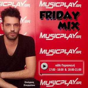 Musicplay.gr - Stergi S (Spiros Stergiou Friday mix 15/08/14)