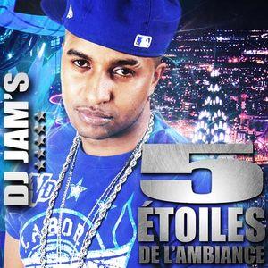Dj JAM'S - 5 étoiles de L'ambiance #1 #HipHop #Rnb #Ragga #Club