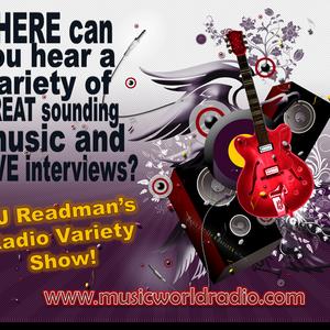 Dj Readmans Radio Variety Show: Many Styles, Many Sounds